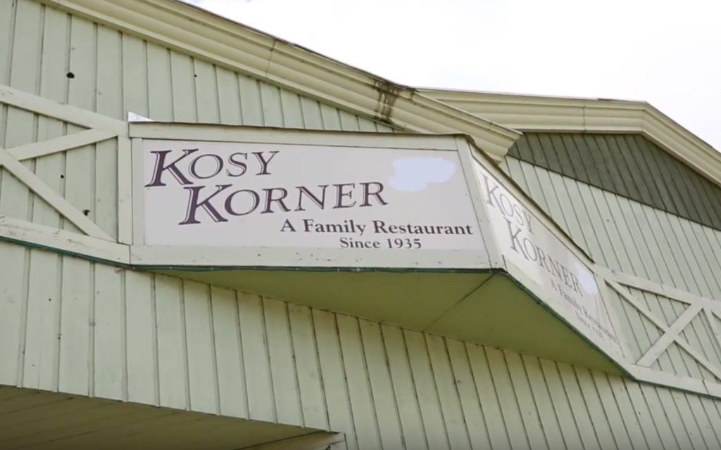 Kosy Korner: Keeping Haliburton Fed for 80+ Years