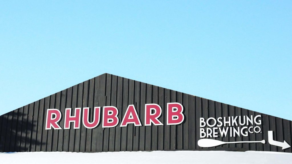 Rhubarb Haliburton – From Nature to Table